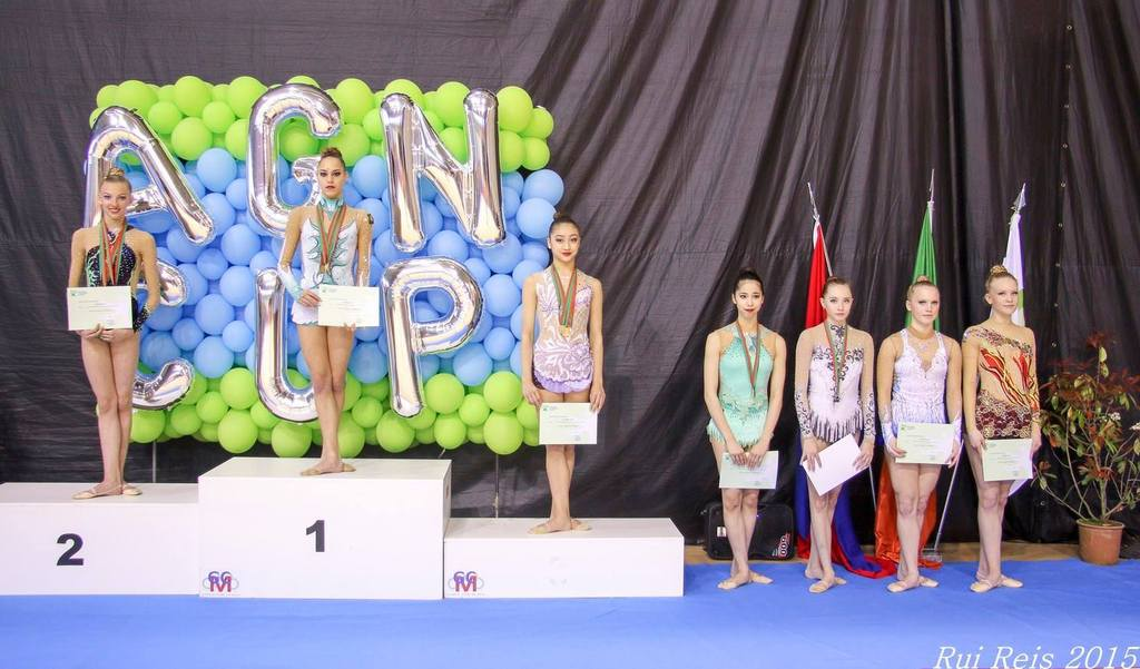 TOURNOI INTERNATIONAL : ASTRID AU TOP